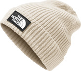 The North Face - TNF LOGO BOX CUFFED BEANIE VIN