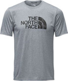 The North Face - M REAXION GRAPHIC TEE TNF GREY