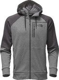 The North Face - M MACK EASE FZ 2.0 GREY