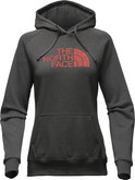 The North Face - W HALFDOME HOODIE DARKGREY