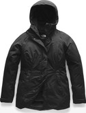 The North Face - W TOASTIE COASTIE PARKA TNFBLK