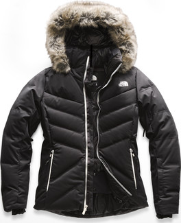 The North Face - W CIRQUE DOWN JACKET TNFBLK