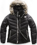 W CIRQUE DOWN JACKET TNFBLK