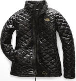 The North Face - W THERMOBALL JACKET BLACK SHIN