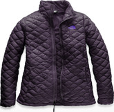 The North Face - W THERMOBALL JACKET GALAXYPURP