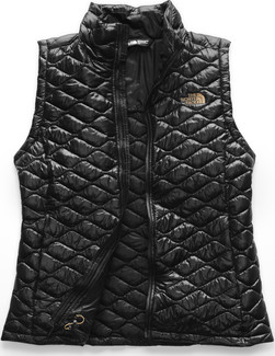c76eefbfab01 W THERMOBALL VEST BLACK SHINE - Quarks Shoes