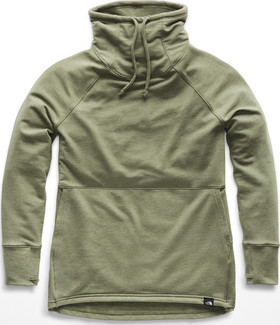 The North Face - W TNF TERRY FUNNEL NECK FOURLE