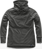 The North Face - W TNF TERRY FUNNEL NECK TNFGRE