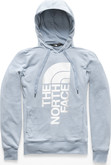 The North Face - W TRIVERT PULLOVER HOODIE GULL