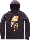 The North Face - W TRIVERT PULLOVER HOODIE PURP