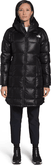 The North Face - W ACROPOLIS PARKA BLK/GRYPRINT