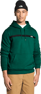 The North Face - MENS EDGE TO EDGE HOODY EVERGREEN