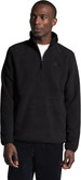 The North Face - M DUNRAVEN SHERPA1/4 ZIP BLK