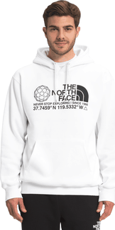 The North Face - MEN'S COORDINATES PULLOVER HOODIE TNF WHITE