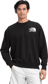 The North Face - M COORDINATES CREW TNF BLACK