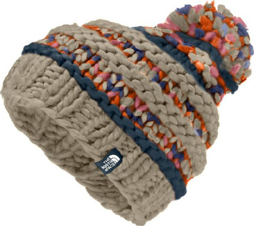 845b1854bb9c6 The North Face - NANNY KNIT BEANIE INK BLUE MULTI