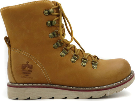Aldershot Tan Quarks Shoes