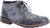 Rieker - GRANITE LACE UP BOOT LINED