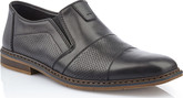 Rieker - BLACK SLIP ON DRESS SHOE