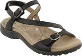 Taos Beauty Black Sandals with Premium Microfiber Lining