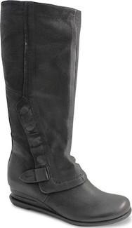 d2470a0be84 Beautiful Miz Mooz Bennett Wild Calf Boots with Leather Upper