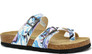2 STRAP W/TOE LOOP BLUE WATER