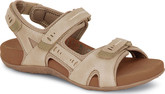 Comfortable Bree Beige Sporty Style Sandals by Aetrex