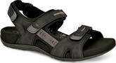 Aetrex - BREE ADJUSTABLE SANDAL BLACK