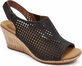 Rockport - PERFORATED SLING BLACK-WIDE