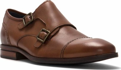 Cole Haan - WARNER GRAND MONK BIRTISH TAN