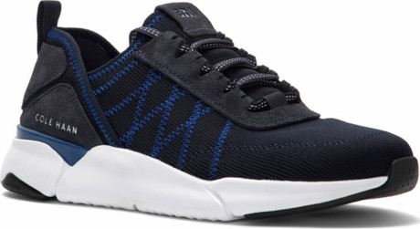 Cole Haan - GRAND SPORT KNIT TRAINER TRUE BLUE