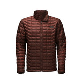 M THERMOBALLFULLZIP JACKET RED
