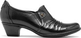 Comfortable Adele Black Shoes by Cobb Hill