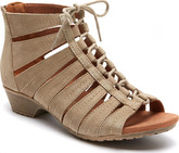 Cobb Hill Gabby Bootie Sandals For Women in Khaki