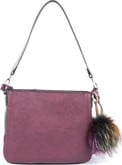 Joanel - CHOLE 2.0 CROSS BODY PU PLUM
