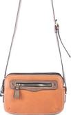 Joanel - LUCY CROSS BODY PU TAN