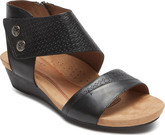Cobb Hill Women's Hollywood Cuff Sandals for Summer Season