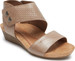 Cobb Hill Hollywood Cuff Sandal in Khaki