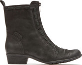 Cobb Hill - GRATASHA ZIP BOOT BLACK