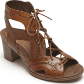 Cobb Hill - HATTIE OPEN LACE TAN