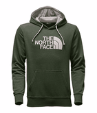 The North Face - M HALF DOME HOODIE THYME HEATH