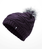 The North Face - TRIPLE CABLE FUR POM GALAXY PU