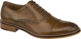 Johnston & Murphy - CONARD CAP TOE TAN
