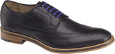Johnston & Murphy - CONARD WING TIP BLACK