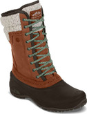 The North Face - W SHELLISTA II MID BROWN