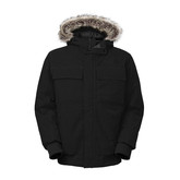 The North Face - M GOTHAM JACKET II TNF BLACK