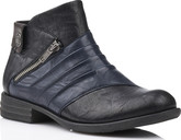 Remonte - BLACK SIDE ZIP BOOT