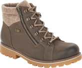 Remonte - GREY LACE UP HIKER