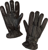 Tough Duck - MENS PIECED LAMBSKIN BLACK