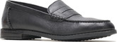 Hush Puppies - WREN LOAFER BLACK LEATHER